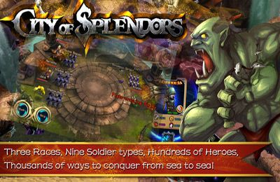 Free City of Splendors download for iPhone, iPad and iPod.