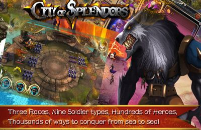 Игра City of Splendors для iPhone
