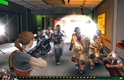 Screenshots of the CKZ 2 Origins game for iPhone, iPad or iPod.