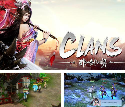 In addition to the game Quantum Galaxy for iPhone, iPad or iPod, you can also download Clans: Destiny love for free.