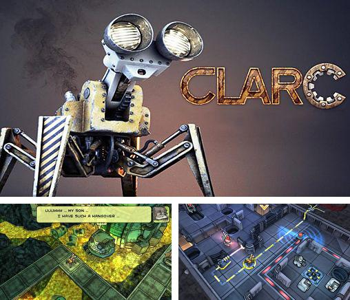 In addition to the game Invertical touch for iPhone, iPad or iPod, you can also download Clarc for free.