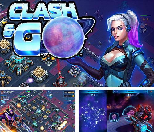 In addition to the game Felllice for iPhone, iPad or iPod, you can also download Clash and go: AR strategy for free.