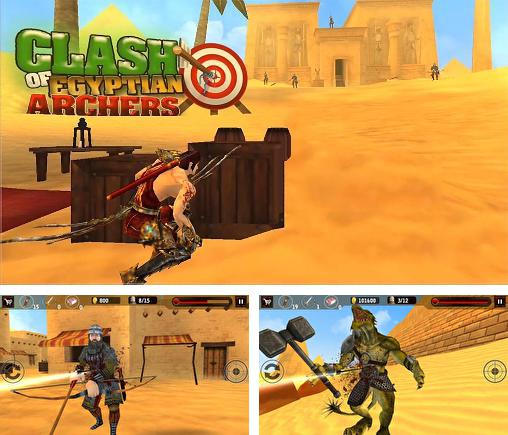 In addition to the game Dark lands for iPhone, iPad or iPod, you can also download Clash of Egyptian archers for free.