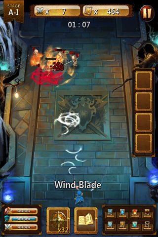 Descarga gratuita de Clash of magic para iPhone, iPad y iPod.