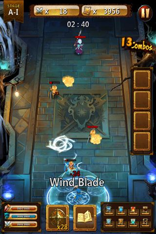 Игра Clash of magic для iPhone