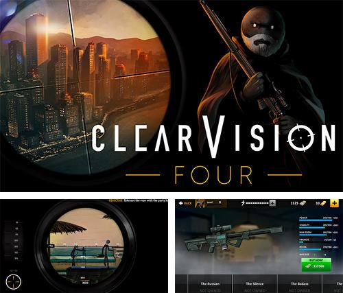 Download Clear vision 4: Brutal sniper iPhone free game.