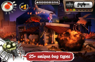 Capturas de pantalla del juego Click and Gun para iPhone, iPad o iPod.