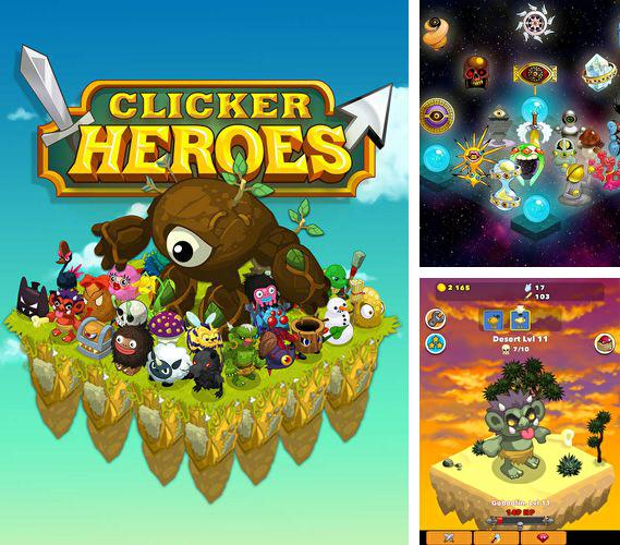 In addition to the game DynaStunts for iPhone, iPad or iPod, you can also download Clicker heroes for free.