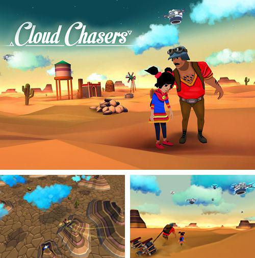 In addition to the game Come on Baby! Slapping Heroes for iPhone, iPad or iPod, you can also download Cloud chasers: A Journey of hope for free.