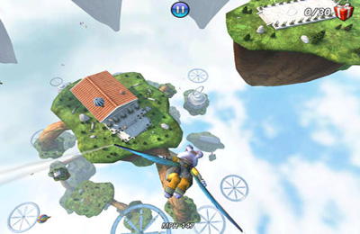 Download Cloud Spin iPhone free game.