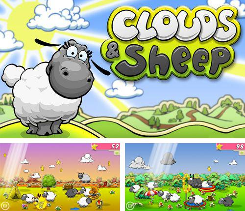 In addition to the game Darkside for iPhone, iPad or iPod, you can also download Clouds & sheep for free.