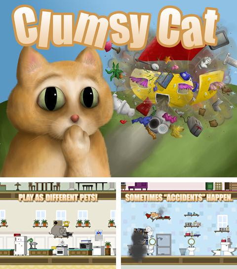 In addition to the game Shatter alley for iPhone, iPad or iPod, you can also download Clumsy Cat for free.
