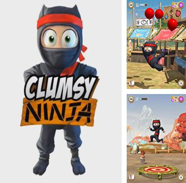 In addition to the game Globalls for iPhone, iPad or iPod, you can also download Clumsy Ninja for free.
