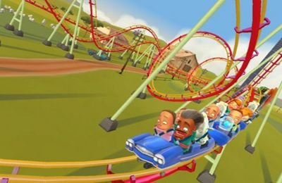 Free Coaster Crazy download for iPhone, iPad and iPod.