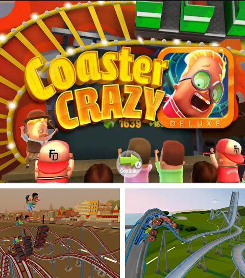 In addition to the game Sniper attack: Kill or be killed for iPhone, iPad or iPod, you can also download Coaster Crazy Deluxe for free.