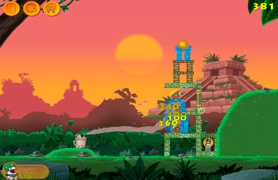 Screenshots of the Coco Loco game for iPhone, iPad or iPod.