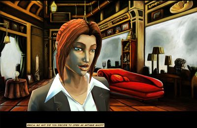 Download Cognition Episode 1 iPhone free game.
