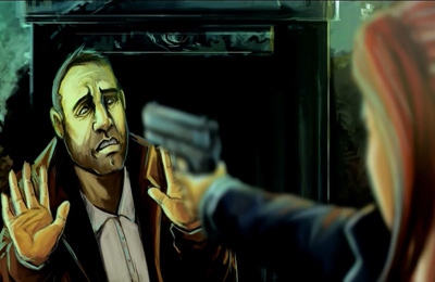 Screenshots of the Cognition Episode 1 game for iPhone, iPad or iPod.