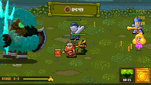 Screenshots do jogo Coin princess para iPhone, iPad ou iPod.