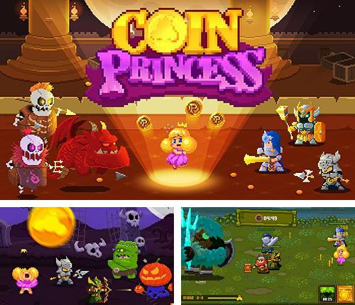 In addition to the game Plunder pirates for iPhone, iPad or iPod, you can also download Coin princess for free.