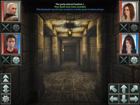 Download Coldfire keep iPhone free game.