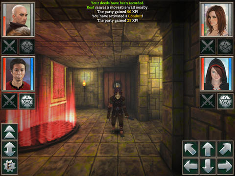 Free Coldfire keep download for iPhone, iPad and iPod.