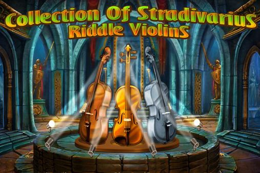 Collection of Stradivarius: Riddle violins
