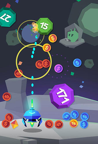 Screenshots do jogo Color ball blast para iPhone, iPad ou iPod.