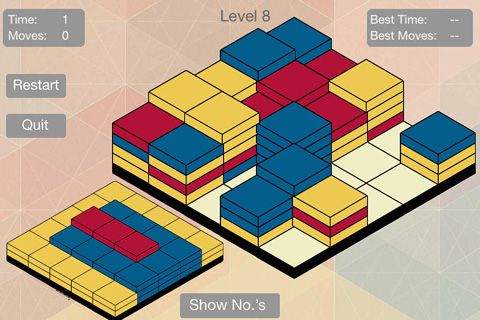 Free Color tower download for iPhone, iPad and iPod.