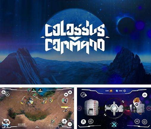 Скачать Colossus command на iPhone бесплатно