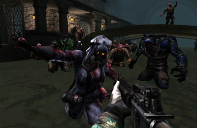 Free Combat Arms: Zombies download for iPhone, iPad and iPod.