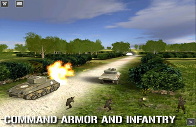 Download Combat Mission : Touch iPhone free game.