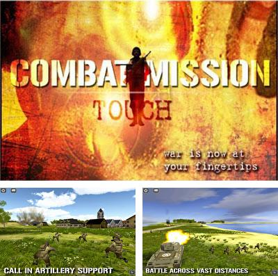 In addition to the game Alice: Behind the mirror for iPhone, iPad or iPod, you can also download Combat Mission : Touch for free.