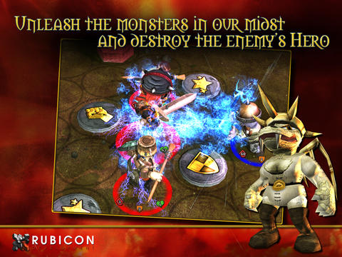 Descarga gratuita de Combat Monsters para iPhone, iPad y iPod.