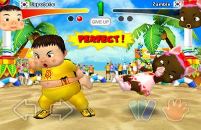 Download Come on Baby! Slapping Heroes iPhone free game.