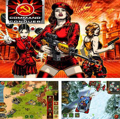 Download Command & Conquer. Red Alert iPhone free game.