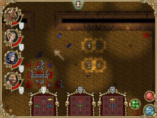 Screenshots of the Companions game for iPhone, iPad or iPod.