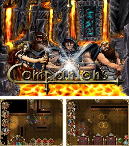 Download Companions iPhone free game.