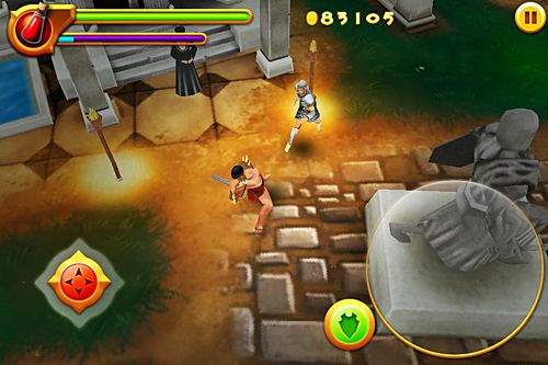 Скачати гру Conan: Tower of the elephant для iPad.