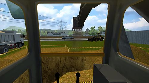 iPhone、iPad 或 iPod 版Construction simulator 2017游戏截图。