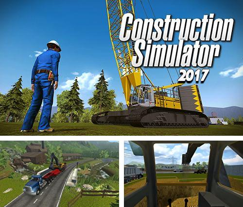Скачать Construction simulator 2017 на iPhone бесплатно
