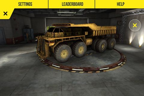Download Construction truck: Simulator iPhone free game.
