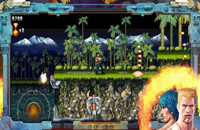Free Contra: Evolution download for iPhone, iPad and iPod.