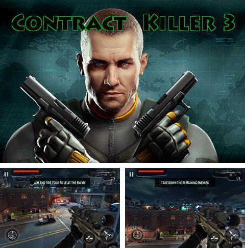 In addition to the game Doodle Monster for iPhone, iPad or iPod, you can also download Contract killer 3 for free.