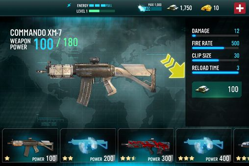 Download Contract killer: Sniper iPhone free game.