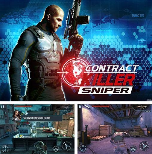 In addition to the game Fancy dogs: Puzzle and puppies for iPhone, iPad or iPod, you can also download Contract killer: Sniper for free.