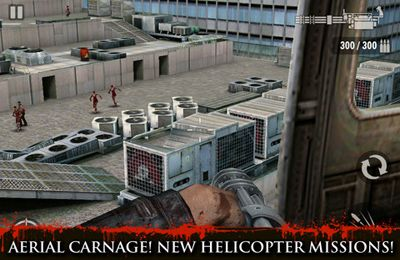 Download Contract Killer: Zombies iPhone free game.