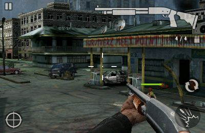 Kostenloser Download von Contract Killer: Zombies für iPhone, iPad und iPod.