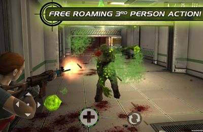 Игра Contract Killer: Zombies 2 для iPhone