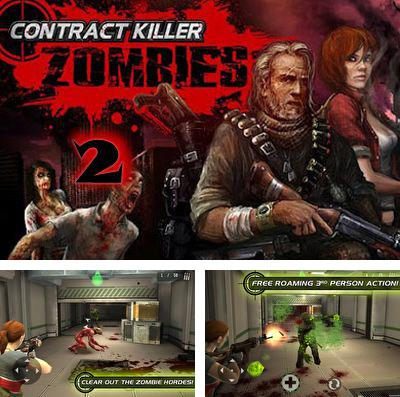 In addition to the game Worms Crazy Golf for iPhone, iPad or iPod, you can also download Contract Killer: Zombies 2 for free.